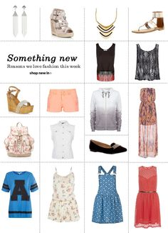 The bank holiday is coming... treat yourself to something new #newlookfashion #newlook #new #fashion