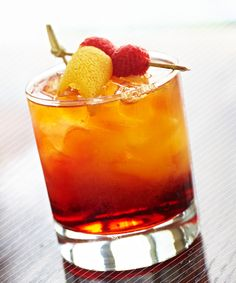 Get the recipe for this must-try bourbon-based cocktail from upscale Manhattan restaurant Molyvos.