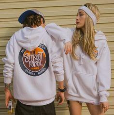 Hip hop style white pullover hoodie for rapper street wear Hooded Sweatshirts, Hoodies, Hip Hop Fashion, Rapper, Rain Jacket, Windbreaker, Street Wear, Cotton Fabric, Graphic Sweatshirt