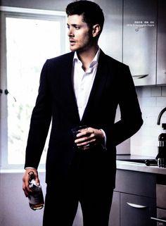 Harper's Bazaar China - Jensen Ackles                                                                                                                                                                                 Mais