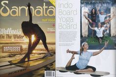 To do this on the water. Try this first. #supyoga #fitness #fun @indo_board #supwomenonthewater #samata