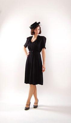 17 Best ideas about 1940s Evening Dresses on Pinterest | Vintage