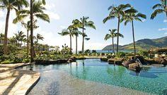 Kauai - Marriott's Kauai Lagoons  Peaceful and private, your villa offers a rare respite from the world.