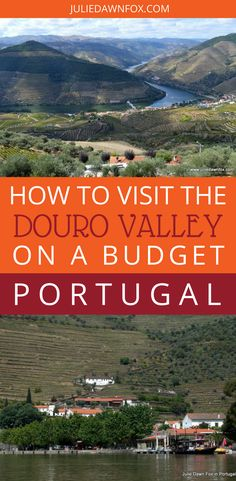 Wondering how to experience some of the best of the Douro Valley on a budget? If you're keen to visit the Douro wine region trip and can't stretch to an organised one day tour, there is another way. Planning a DIY trip to the beautiful Douro Valley takes lots of research so I've made it easy for you by compiling my findings into an easy to use guide. Click through to see my guide to the Douro Valley, Portugal. | Julie Dawn Fox in Portugal #portugal #dourovalley #itinerary