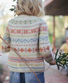 Colourwork - Felicia Semple Knitting For Kids, Knitting For Beginners, Crochet For Kids, Baby Knitting, Fair Isle Pattern, Fair Isle Knitting, Knit Fashion, Knitting Designs, Crochet Yarn