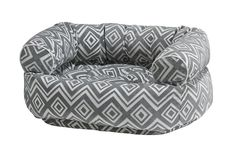Bowsers Studio Microvelvet Double Donut Dog Bed