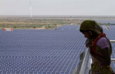 India Almost Doubled Its Solar Power In 2013 With Big Plans For More