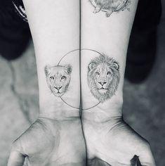 #tattoo#lion