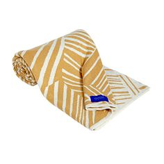 This Smilla Plaid Throw from Danish brand OYOY is soft, cozy and perfect for cuddling up by the fire. Coordinates well with OYOY pillows. Measures 47 x 59 inches x 150 cm) Made from cotton Hand wash with similar colors