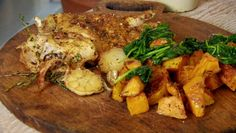 Nutmeg roast chicken... Sexy food. Could use game birds as well for that deep mixtures of flavours. Mmmm