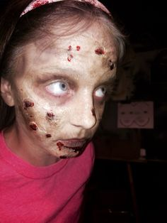 Zombie Makeup #ZOMBIES #zombieapocolypse #zombiewalk #zombieland #zombiemode #zombiegirl #zombieattack #zombiefied #zombiesurvival #undead #zombie #zombiemakeup #zombiemask #zombiemakeup #corpse #dead #death #creepy #scary #unwoundfx