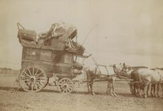 Ca. 1888 Remington's photo of a western stagecoach and horses.Timeline | Amon Carter Museum of American Art