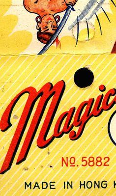 Magic...dagger w/ retractable blade