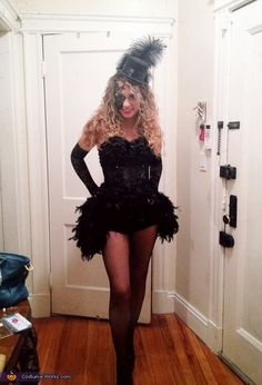 Gatsby Burlesque - 2013 Halloween Costume Contest