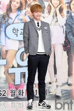 Biodata Pemeran School 2015 Who Are You Korean Drama Funny, Cute Korean, Who Are You School 2015, K Drama, Korean Actors, Korean Dramas, Sung Jae, Sungjae Btob, Ahn Jae Hyun