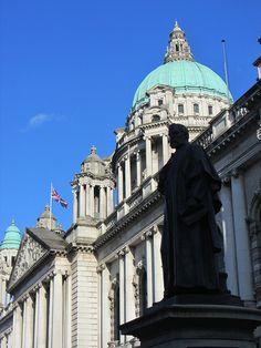 Belfast, United Kingdom 2  - Meaghan O'Connor by APIstudyabroad, via Flickr