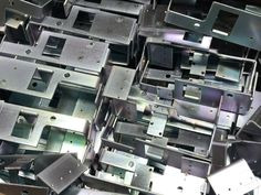 Sheet metal brackets manufactured in the UK to your designs and delivered direct to your door. Types Of Sheet Metal, Sheet Metal Work, Portsmouth, Metal Working, Sheet Metal Shop, Metalworking
