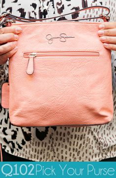 Jessica Simpson - Chelsea Swingpack. Go to wkrq.com to find out how to play Q102's Pick Your Purse!