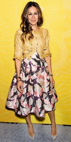 Sarah Jessica Parker's Ladylike Look