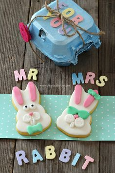 Chiarapassion: tutorial cookies Rabbit