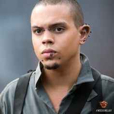 The Hunger Games: Mockingjay - Part 1 | Evan Ross #Messalla