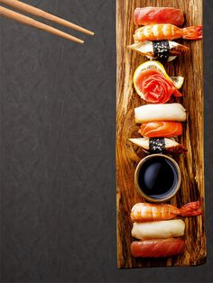Sushilebensmittel-Plakathintergrund psd Source by tzrung Related posts: No related posts. Sushi Co, Salmon Sashimi, Taiwanese Cuisine, Taiwan Food, Sushi Recipes, Aesthetic Food, Healthy Meal Prep, Food Plating, Clean Eating Recipes