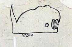 Paris 18 - rue André antoine - street art