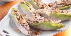 Receita de Salada de Lentilha com Endívia