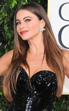 Sofia Vergara - Te hairstyle, the color, highlights. Love everything❤️