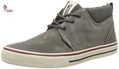 Tommy Hilfiger - Vic 5C - , homme, gris (grigio (096)), taille 41 - Chaussures tommy hilfiger (*Partner-Link)