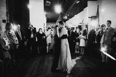 Minimalist Flatbush Wedding