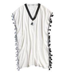 ecf38fe69e Spring Stylist Picks: Tassle tunic Stylist Pick, Rock Outfits, Style  Challenge, Vacation