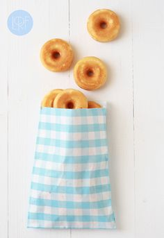 Cheese mini donuts