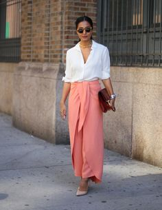 Street Style Hit List: Shop The 10 Best Trends From NYFW