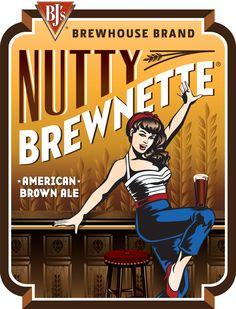 Nutty Brewnette®