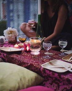 La cena perfecta para una noche mágica  Diseño&Deco >> Momenttu @mrperita #buenasnoches #sanjuangaua #sanjuan #eventos #cenas #magia #dinner #magic #donostia #sansebastian #vscocam #picoftheday #instagood