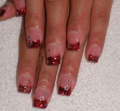 Nails Mylar Nails, 4th Of July Nails, Nail Technician, Accent Nails, Holiday Nails, Fun Nails, Hair Makeup, Nail Designs, Nail Polish