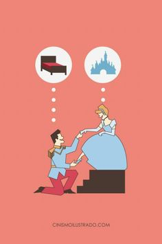 Zynische Illustrationen von Eduardo Salles