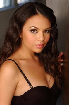 Janel Parrish plays Mona on PLL, and i remember her when she was young on star search! I'm so proud of her!!!
