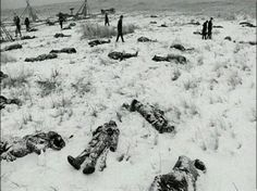 Battle (massacre) of wounded knee