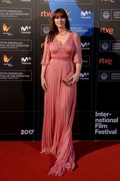 Monica Bellucci in Valentino