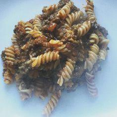 Nikkipedia: Tonight's tea... Pasta Bolognese. #food #pasta #bolognese #foodstagram #foodpics