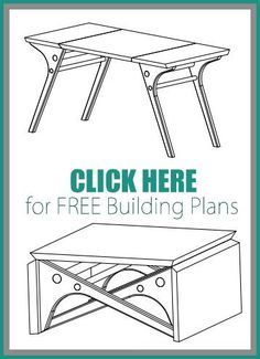 Convertible Coffee Table Tutorial and Plans! – Reality Daydream Convertible Coffee Table Tutorial and Plans! Coffee Table Convert To Dining Table, Coffee Table Games, Coffee Table Plans, Diy Coffee Table, Convertible Coffee Table, Convertible Furniture, Interior Decorating Styles, Home Interior Design, Furniture Plans