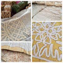 pizzi trine e merletti - cartoncini tecnici trine secolo 800 - la camelia collezioni
