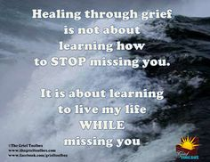 Quotes About Grief and Healing - Bing images Missing You Poems, Missing My Son, Grief Poems, Grief Support, Miss You, Love Of My Life, First Love, It Hurts, Inspirational Quotes
