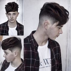 Haircut by ryancullenhair http://ift.tt/1Q60VZ4 #menshair #menshairstyles…