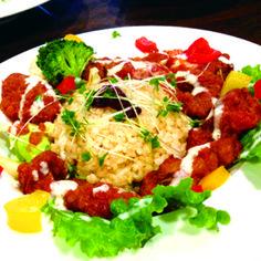 東京ベジタリアンレストランファラフェルVESPERA's falafel
