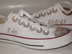 Special Design Converse by StyleStorm on Etsy