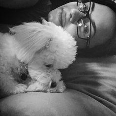 Demi and Buddy
