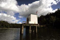 Sauna for All | kostenlose Sauna-Insel im Fluss - nur mit Boot erreichbar | Liberec, Tschechien | Ungewöhnliche Orte zum Schwitzen und Saunieren